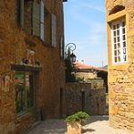 Village médiéval d'Oingt